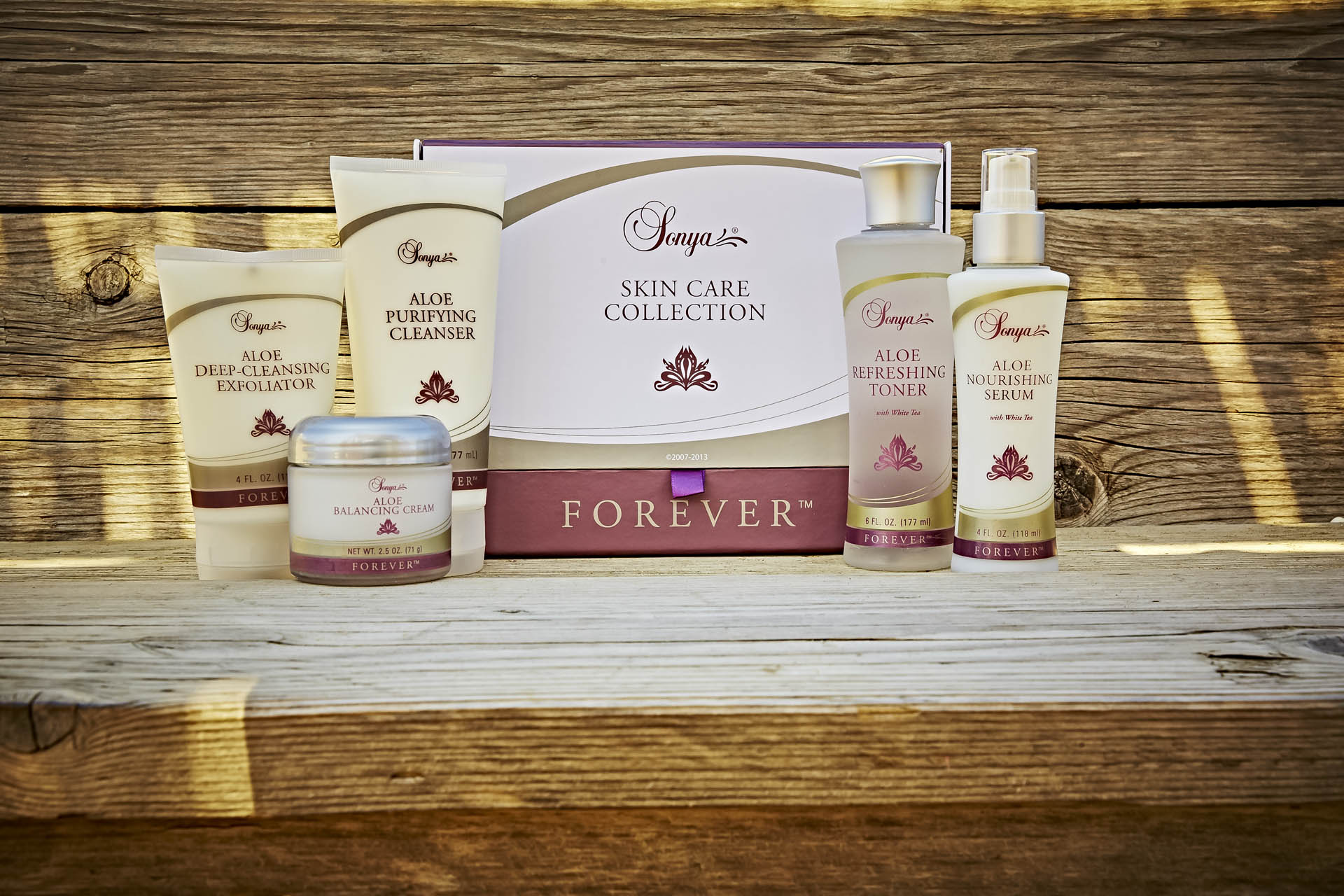 Sonya Skincare Collection Australia