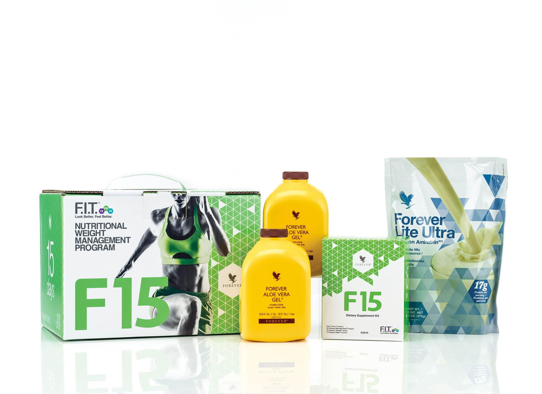 Forever FIT F15 Australia